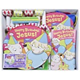 Really Wooly Happy Birthday Jesus Party Kit - Christmas Party