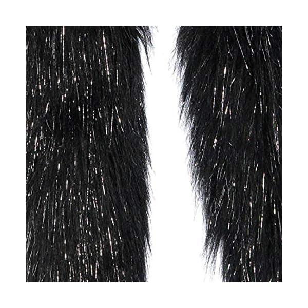 Leg Avenue Faux Fur Lorax Legwarmers