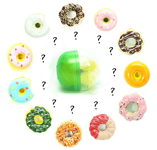 Super Soft Donut Blind Box Squishy Squeeze Toy One Random