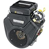 Briggs & Stratton V-Twin Vanguard OHV Engine with Electric Start - 570cc, 1in. x 2 29/32in. Shaft, Model# 356447-3079-G1
