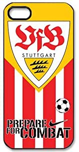 VfB Stuttgart Logo FC HD image case cover for iphone 5 black A Nice Present by ruishernameMaris's Diary