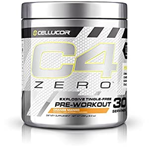 Cellucor C4 Zero 30 Servings