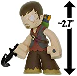 "Bloody Daryl: ~2.7"" Walking Dead x Funko Mystery Minis Vinyl Mini-Figure Series [VERY RARE]"