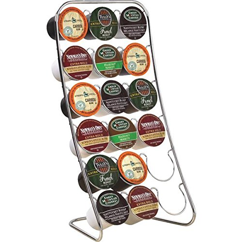 Spectrum Diversified Easel 18-Pod Coffee Caddy