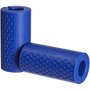 Well-Being-Matters 51rkXihKZlL._SS300_ Amazon Basics Dumbbell and Barbell Grips, Multiple Sizes