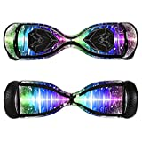 MightySkins Protective Vinyl Skin Decal for Swagtron T5 Hover Board Self Balancing Smart Scooter wrap cover sticker skins Music Man