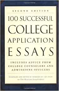 College admissions essay for harvard
