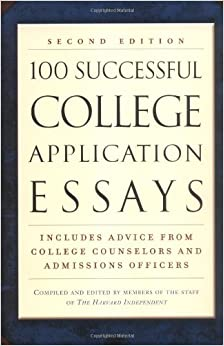 Successful application essays
