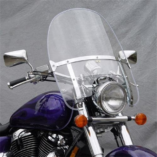 National Cycle Wide Frame - National Cycle Wide Frame Beaded Heavy Duty Clear (ea) for Metric Cruisers (55-2230)