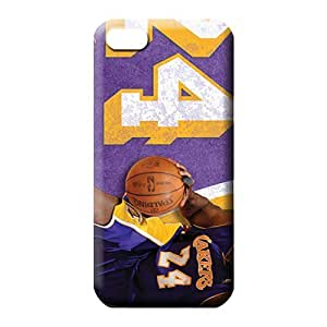 diy zheng Ipod Touch 4 4th covers protection Customized series mobile phone shells los angeles lakers nba basketball