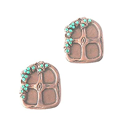 Rhinestone Bling 2 x Small Fairy Windows To Compliment Our Fairy Door Range: Appliances