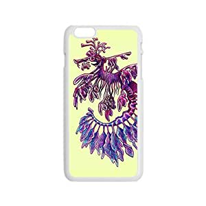 Sketching Syngnathus Hight Quality Plastic Case for Iphone 6