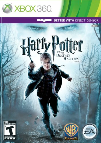 Harry Potter and the Deathly Hallows Part 1 (Best Harry Potter Game Xbox 360)