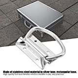 Handle Pull, Stainless Steel Box Chest Handle Metal