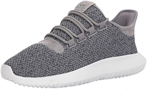 adidas Originals Women's Tubular Shadow W, Grey Three/Grey Three/White, 9.5 M US by adidas Originals