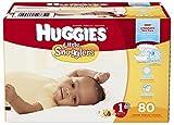 Huggies Little Snugglers Diapers - Size 1 - 80 ct by Huggies