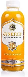 product image for GT's Kombucha, Mystic Mango 16 Fl Oz