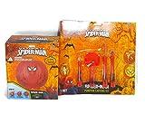 Halloween Pumpkin Decorating & Carving Kit (Spiderman)