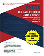 RHCSA Red Hat Enterprise Linux 8 (UPDATED): Training and Exam Preparation Guide (EX200), Second Edition