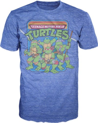 Teena (Ninja Turtles T Shirts)