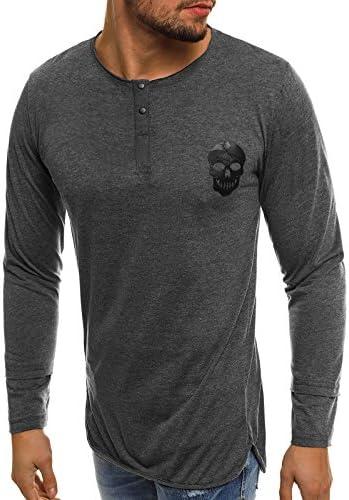 !Solid Cajus Herren Longsleeve Langarmshirt Shirt mit Camouflage-Muster und Rundhalsausschnitt