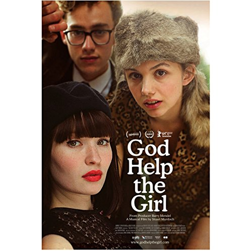 Emily Browning 8 Inch x10 Inch Photograph God Help the Girl (2014) w/Hannah Murray & Olly Alexander Movie Poster (Alexander Movie Poster)