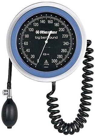 Tensiómetro Riester de pared redondo, diseño de Big Ben: Amazon.es: Salud y cuidado personal