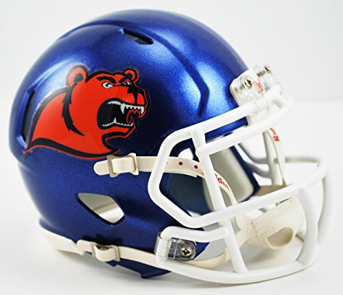 Riddell COAST GUARD BEARS NCAA Revolution SPEED Mini Football Helmet by Riddell