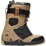 DC Shoes Men's Tucknee Lace-Up Snowboard Boots Incense 11.5