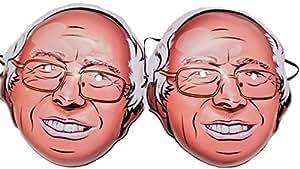Bernie Sanders Masks (2-Pack) - Spooky Political Mask for Halloween and Revolutions