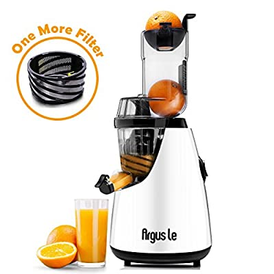 Slow Juicer, Cold Press Juicer for High Nutrition Value