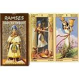 Ramses Tarot der Ewigkeit. 78 Karten: Mit deutschsprachigen Texten