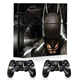 Controller Gear Batman Arkham Knight Weather - PS4 Combo Skin Set for Console and Controller