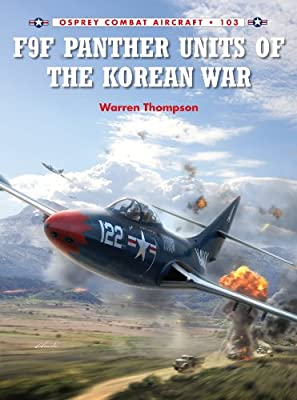F9F Panther Units of the Korean War (Combat Aircraft Book 103)