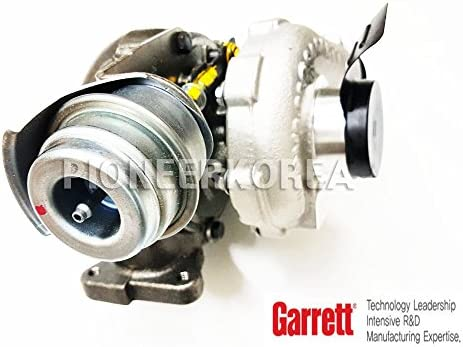 Amazon.com: OEM Garrett Turbo Charger 28201-2A400 282012A400 for Hyundai Tucson: Car Electronics