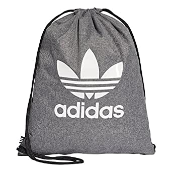 adidas Casual Gym Bag, Black/White, (D98929)