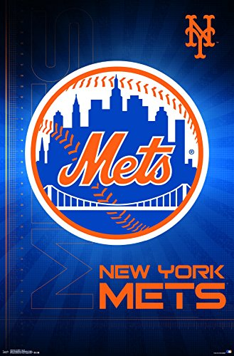 MLB New York Mets, Team Logo, 22