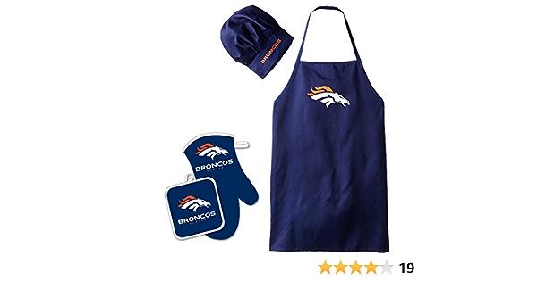 Denver Broncos Ladies Tailgating Apron