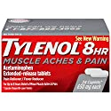 Tylenol 8 HR Muscle Aches & Pain, Pain Relief from Aches and Pain, 650 mg, 24 ct.