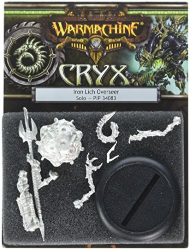 Privateer Press Cryx - Iron Lich Overseer Model Kit