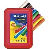 Pelikan 198/9R - Creaplast  Knete 9 Kunststoffbox