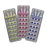 Poolmaster 83356 French Pocket Mattress (Colors May Vary)