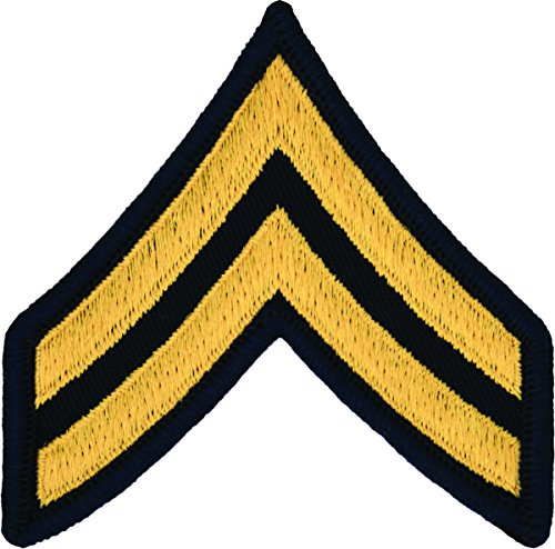 military dress blue rank - 3