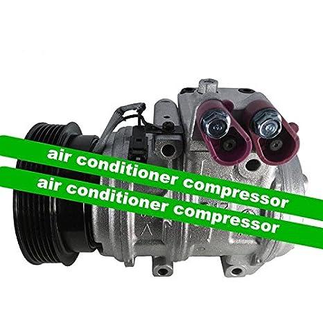 GOWE Auto aire acondicionado Compresor para coche Hyundai Tucson/Elantra para coche Kia Sportage/Carnaval L 2.7L 2003 - 3006 977012e500: Amazon.es: ...