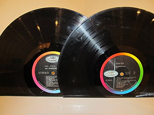 Trios Out (Vinyl Record Bookends LP The Kingston Trio