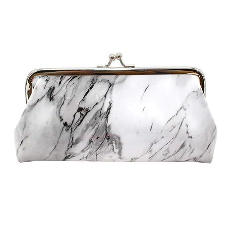 P12cheng - Monedero para niña, bolso de mujer con cartera ...