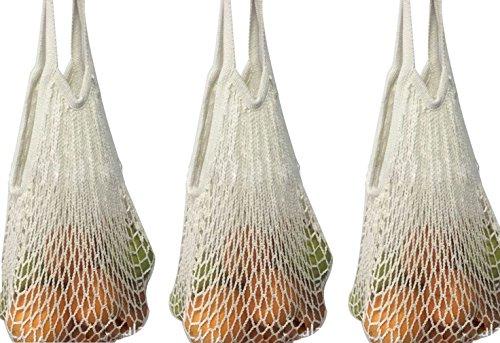 Cotton Net Produce Bags - 4