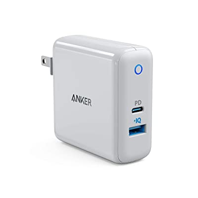 【13時55分まで】Anker PowerPort Speed+ Duo 30W USB-C PD & 18W USB-A 急速充電器 送料込2,127円