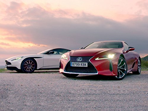 Cars Touring Grand (2018 Aston Martin DB11 V8 vs. 2018 Lexus LC 500)