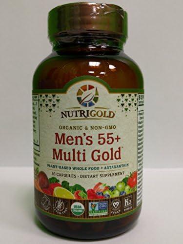 NUTRIGOLD MULTIVITAMIN wholefood Vegetables Astaxanthin product image